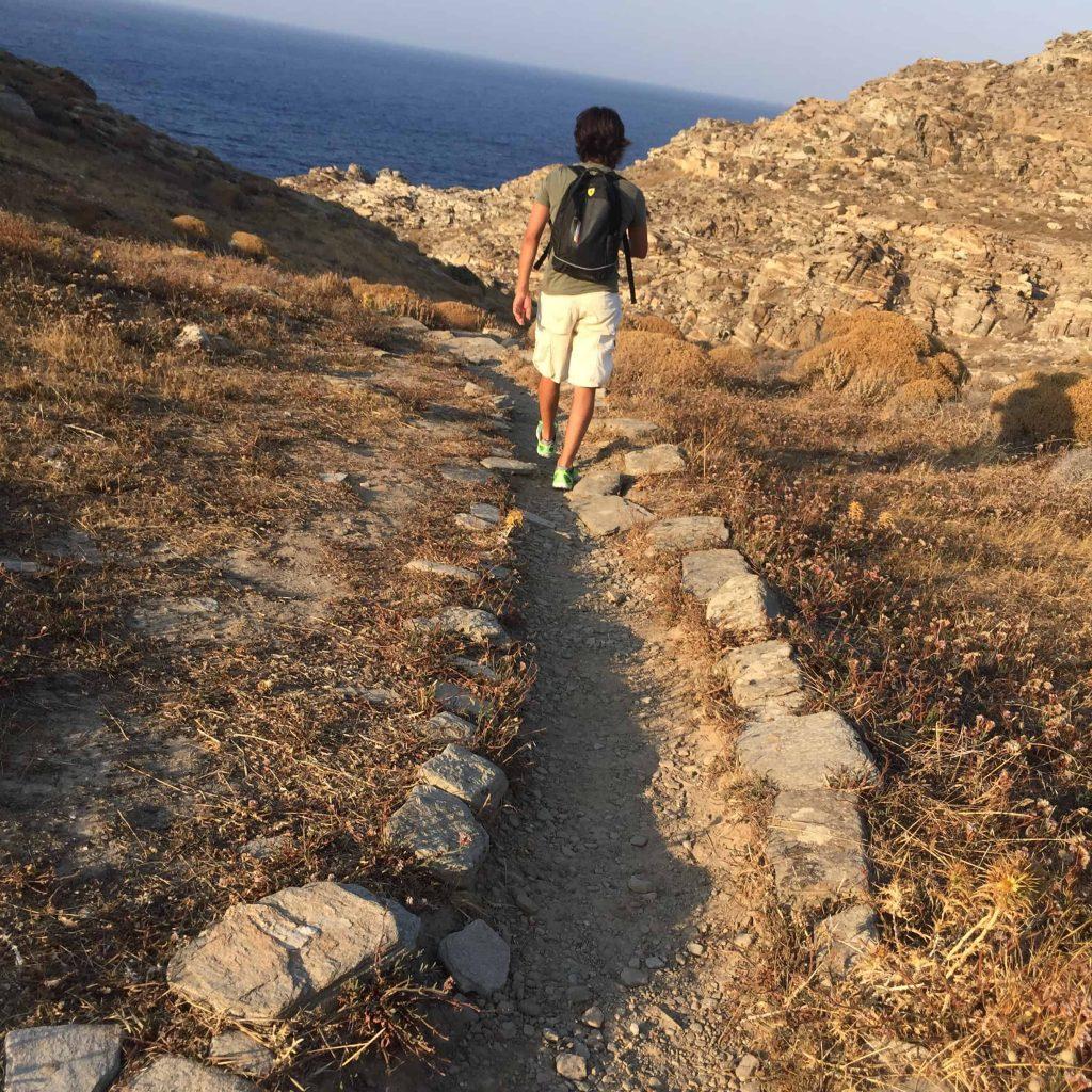 Trekking al faro