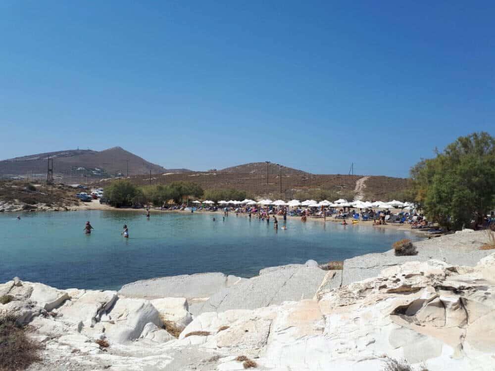 Monastiri, piscina naturale