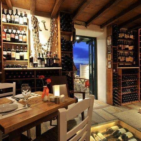 I vini di Paros