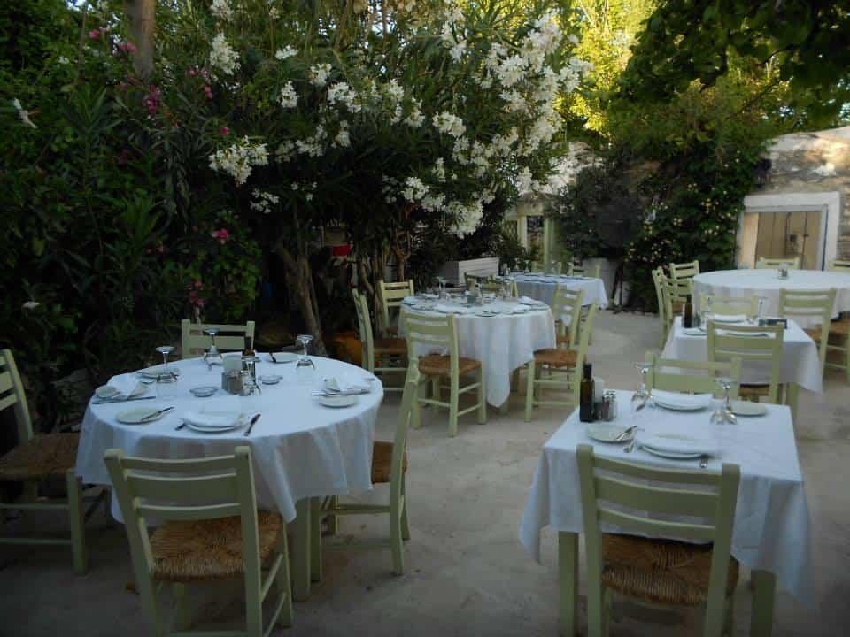 Nel giardino dell'Apollon