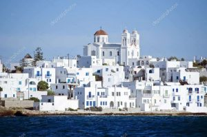 photo island of paros