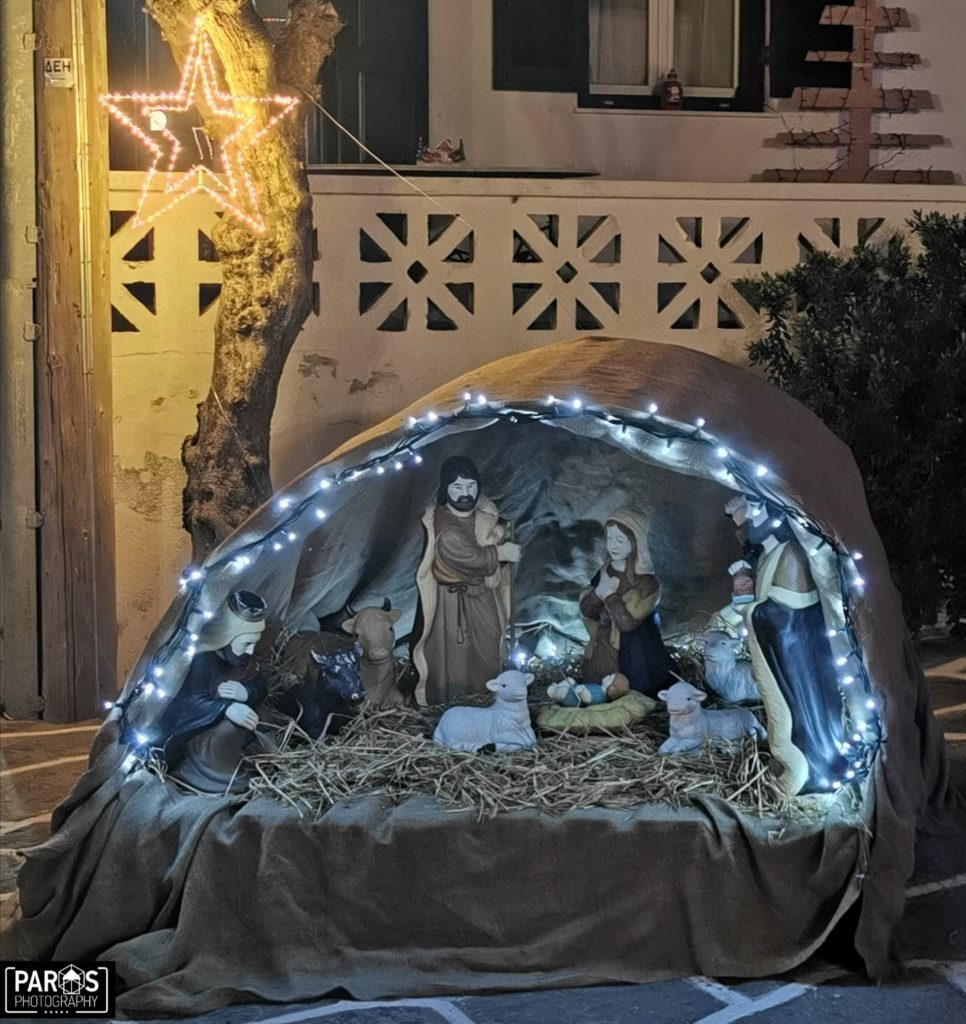 Presepe a Paros courtesy of Paros Photography